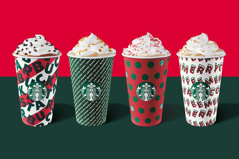 Holiday Coffee Beverage Releases