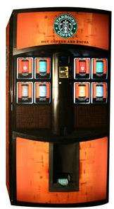 Luxury Coffee Vending Machines