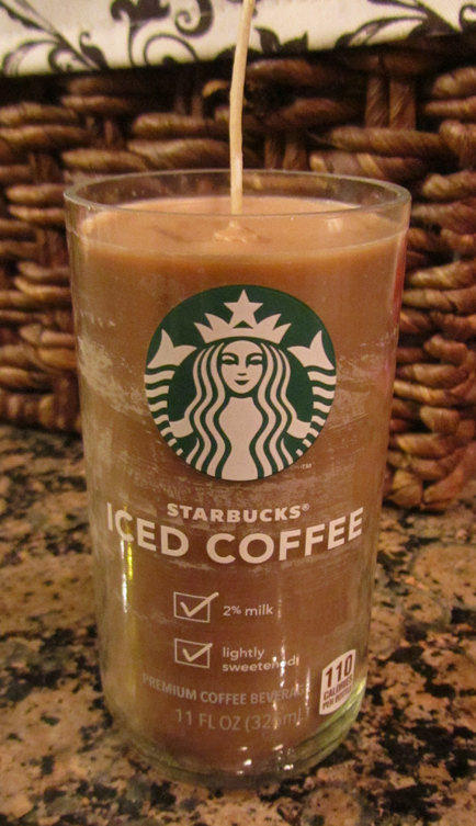 Starbucks-Scented Candles