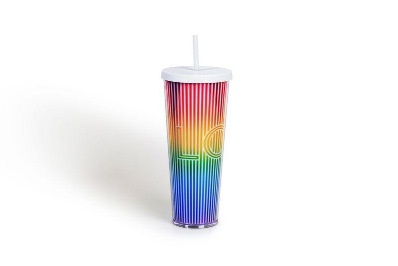 Eco-Friendly Pride Travel Mugs