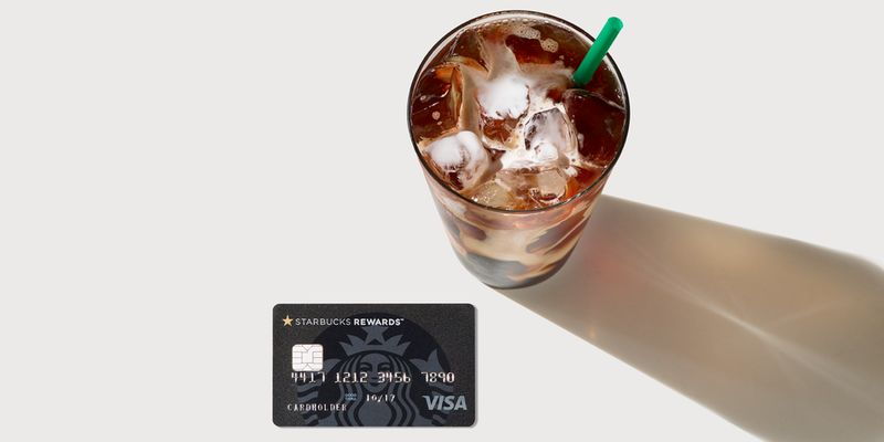 Coffee Chain Credit Cards