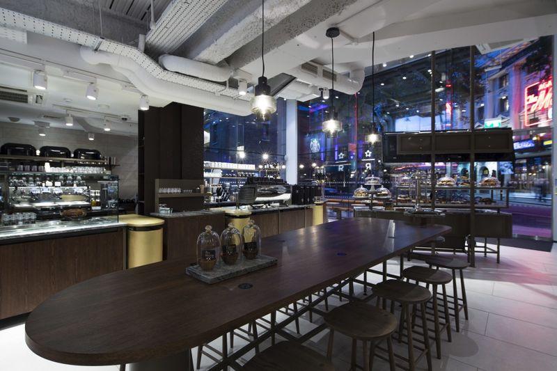 Line-Free Coffee Shops