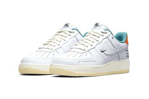 80s-Themed Tonal Sneakers