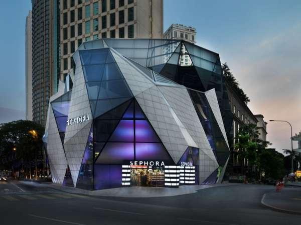 Sci-Fi Shopping Malls