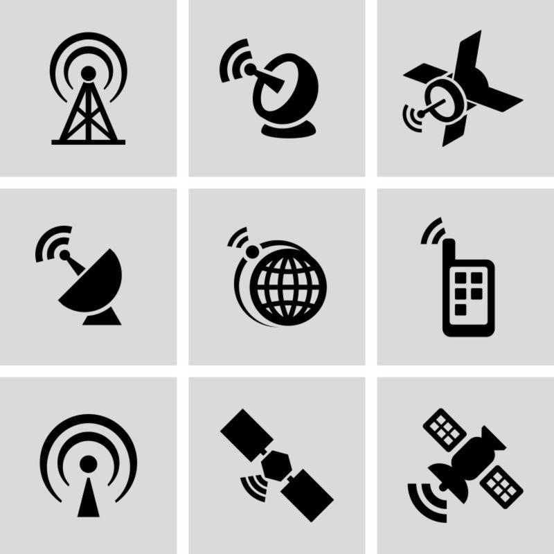 Satellite-Powered Internet Trails