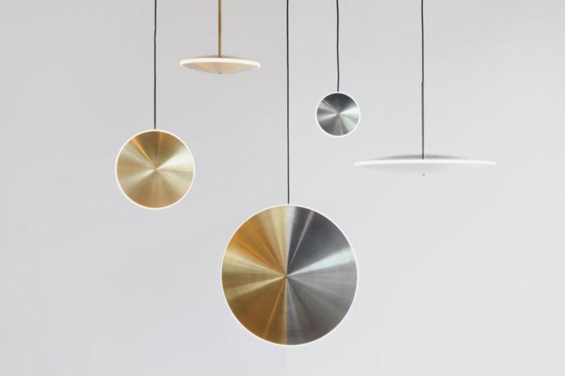 Celestial Pendant Lamps