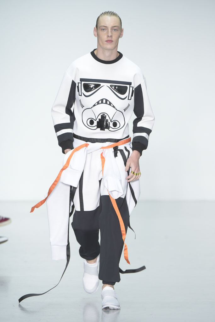 Geeky Galactic Menswear