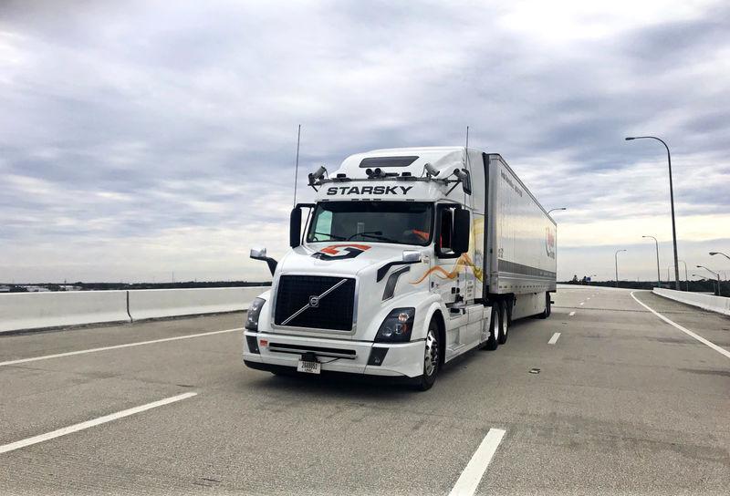 Autonomous Trucking Capacity Systems