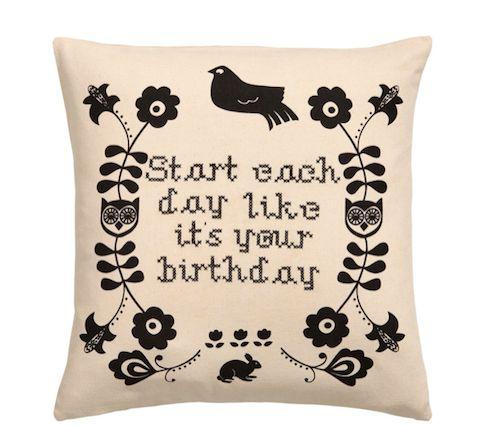 Celebratory Cushion Covers