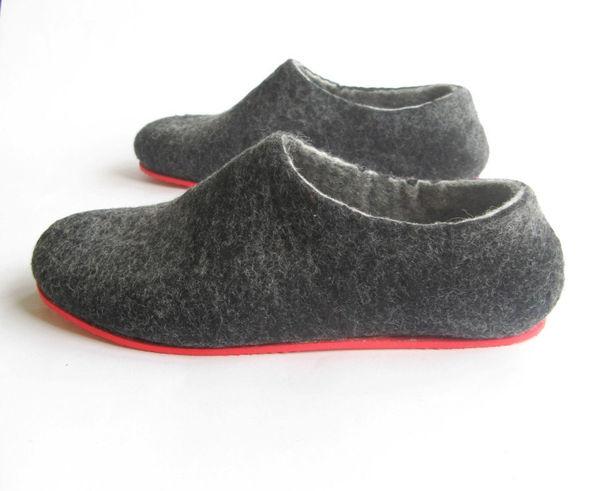 Custom Merino Wool Flats