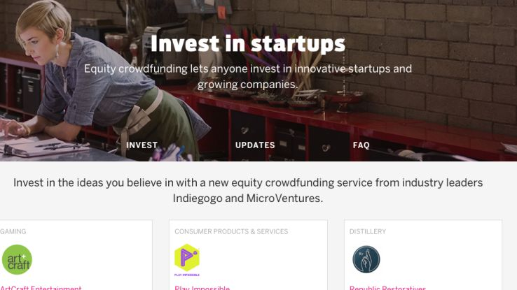 Start-Up Investment Platforms