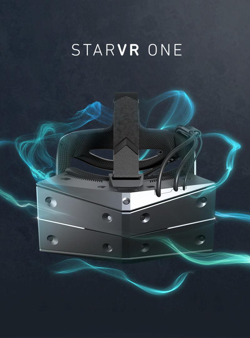 Immersive Eye-Tracking VR Headsets