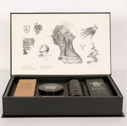 Masculine Grooming Boxes