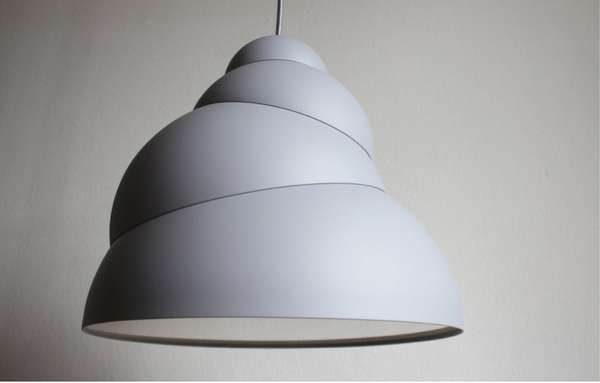 Pudgy Pendant Lamps