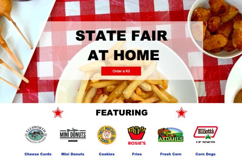 State Fair Food Kits