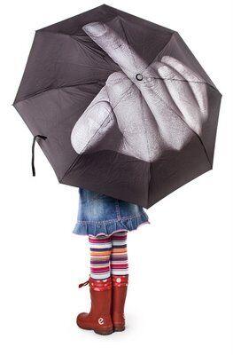 Offensive Rain Gear