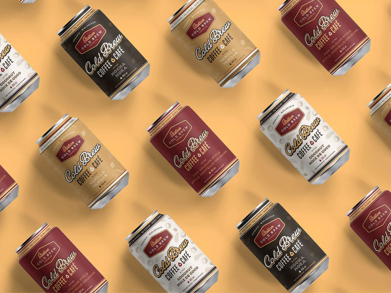 Canned Cold Brew Coffees