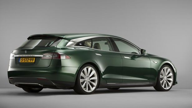 Reimagined Station Wagons