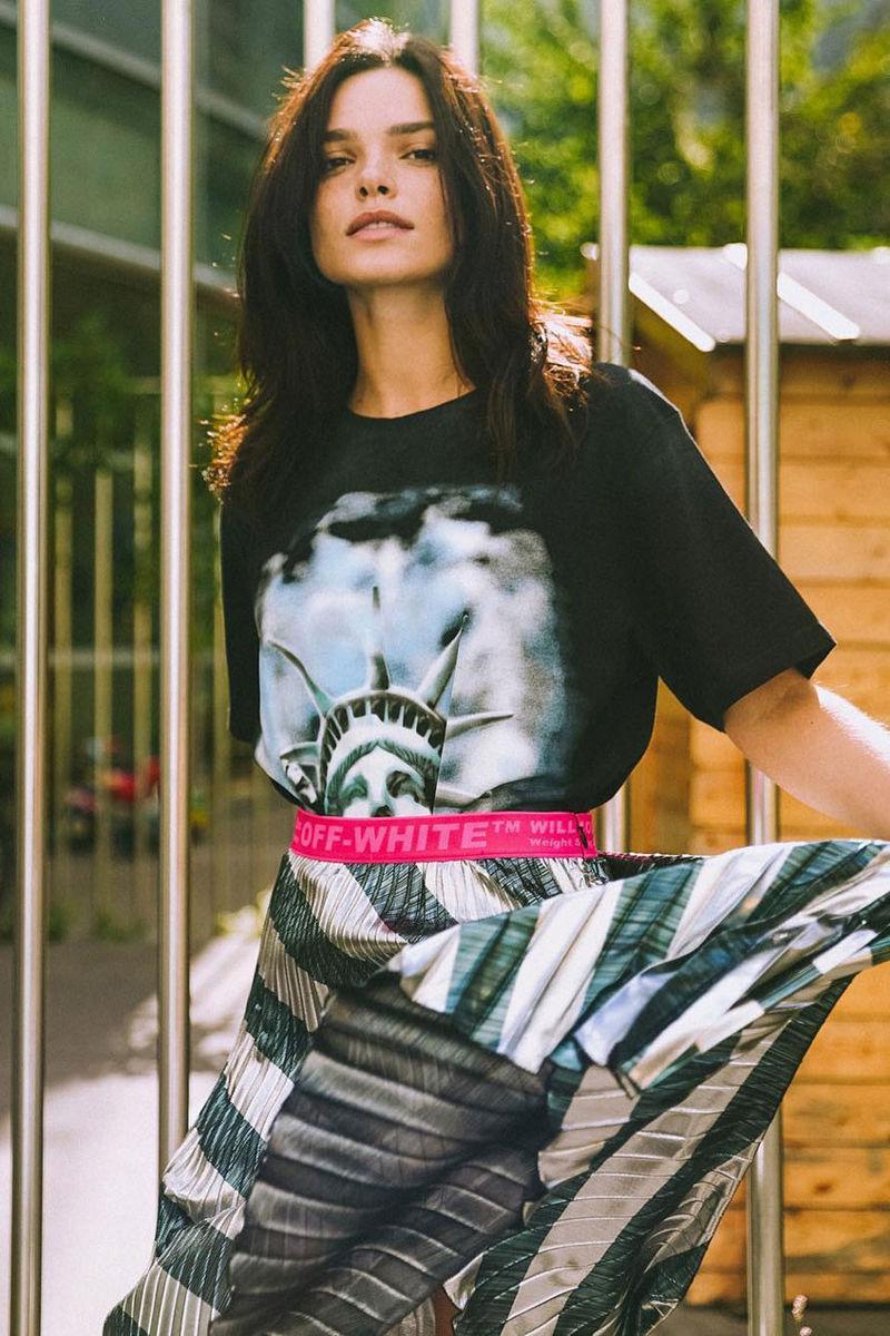 Statue-Inspired Streetwear Series