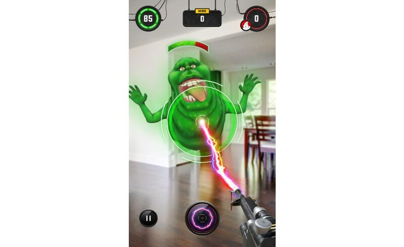 Ghost-Hunting AR Games