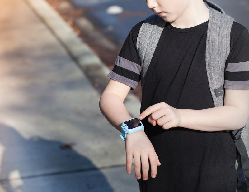 Secure Person-Tracking Wearables