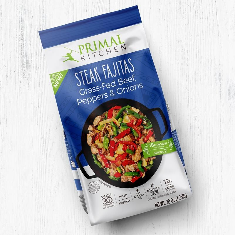 Heat-to-Eat Fajita Mixes