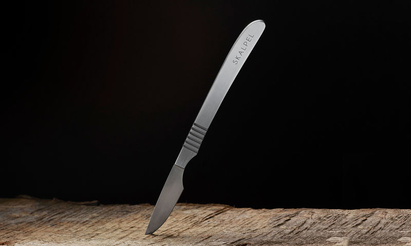 Surgically Inspired Steak Knives
