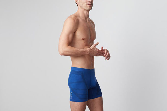 Body Mapping Technology Underwear