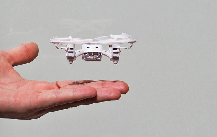 Powerful Miniature Drones
