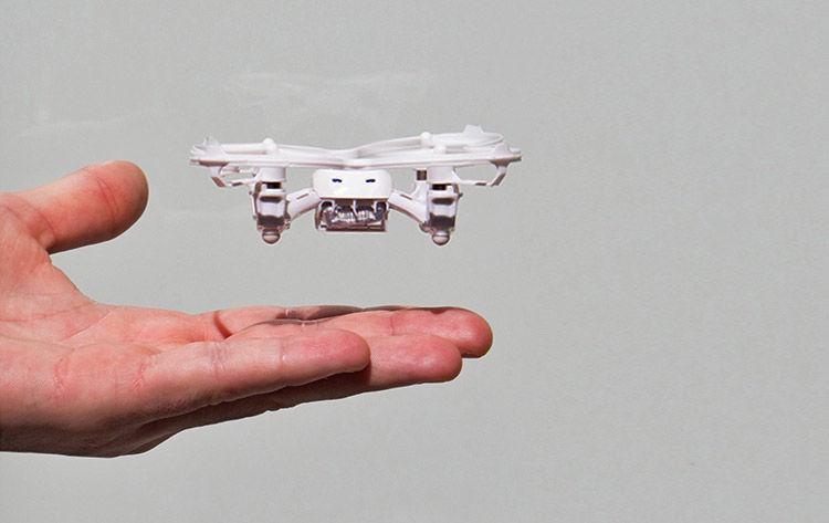 Powerful Miniature Drones