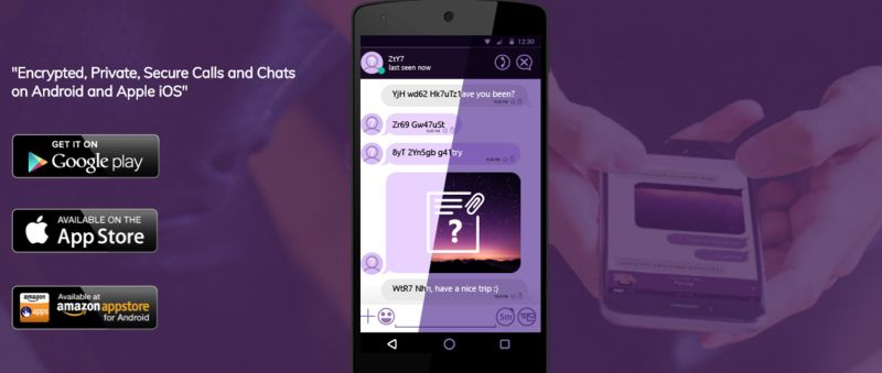Stealthy Messaging Apps