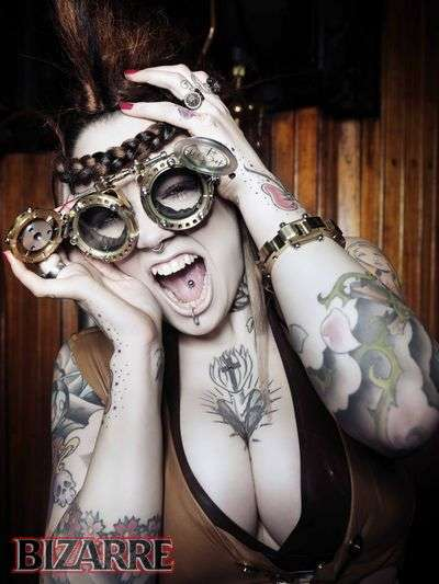 Steampunk Cover Shoots