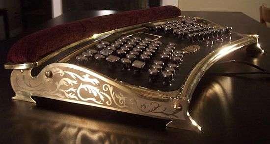 Steampunk Keyboards