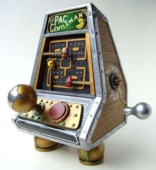 Steampunk Pacman