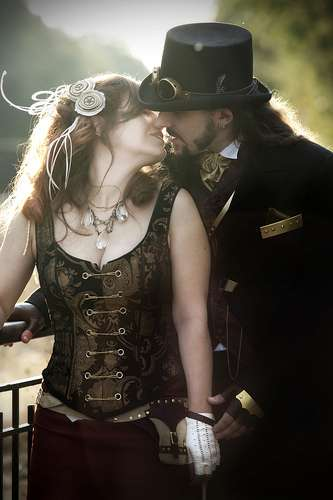 Steampunk Nuptuals