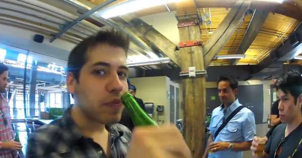 Steamwhistle Brewery Tour: Trend Hunter Fun Day
