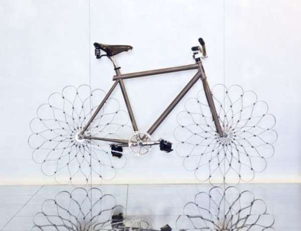 Metal-Wheeled Bikes