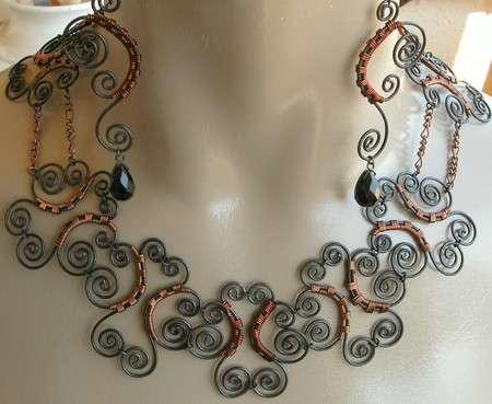 Steel Wire Jewelry
