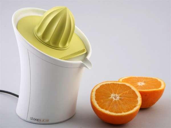 Squeeze and Pour Citrus Juicer