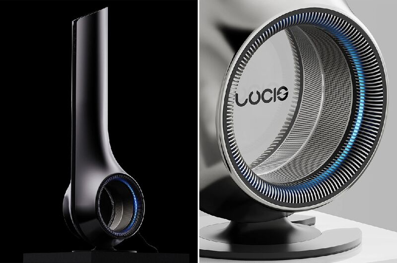 Sculptural Portable Home Speakers