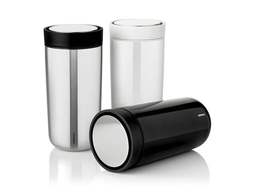 Click-Top Travel Mugs