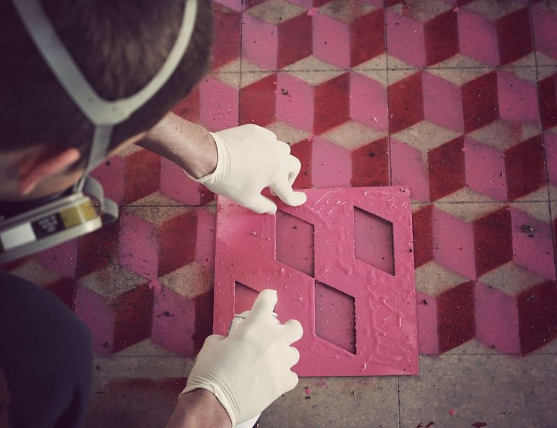 Geometric Stencil Design Packs