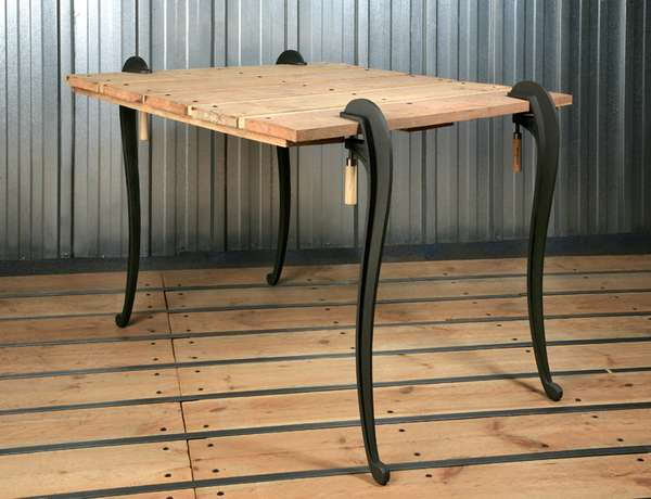 Modular Clamp Tables Stephane Choquet