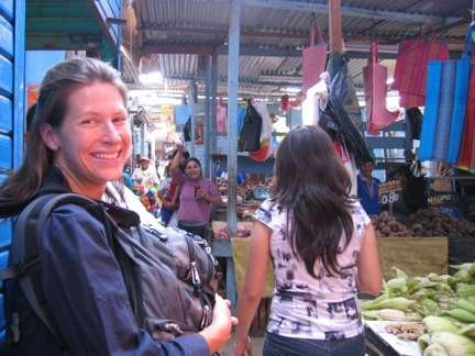 Stephanie Emond, Development Manager of FINCA Canada (INTERVIEW)