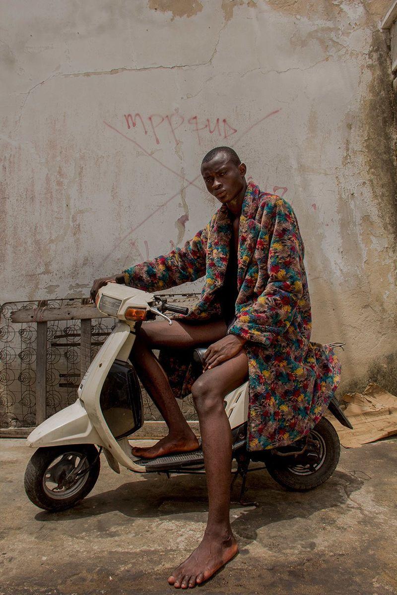 Lagos-Based Fashion Lookbooks