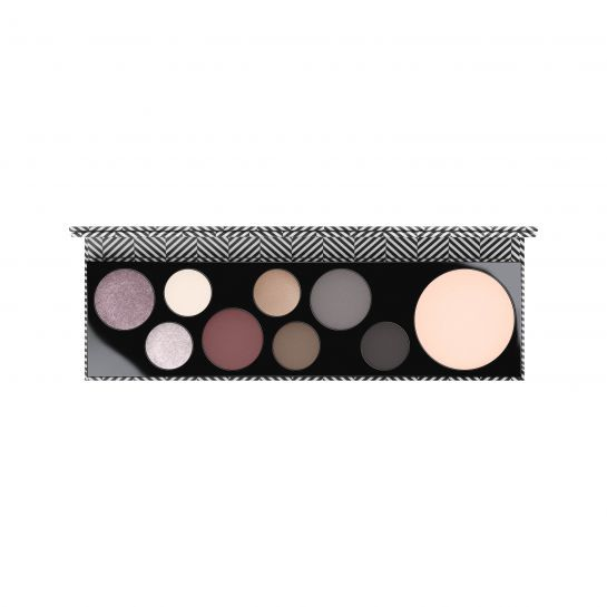Stereotype-Inspired Eye Palettes