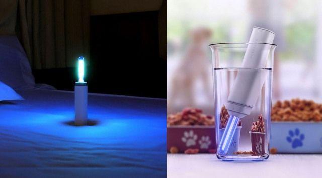 Waterproof UV Sterilization Pens