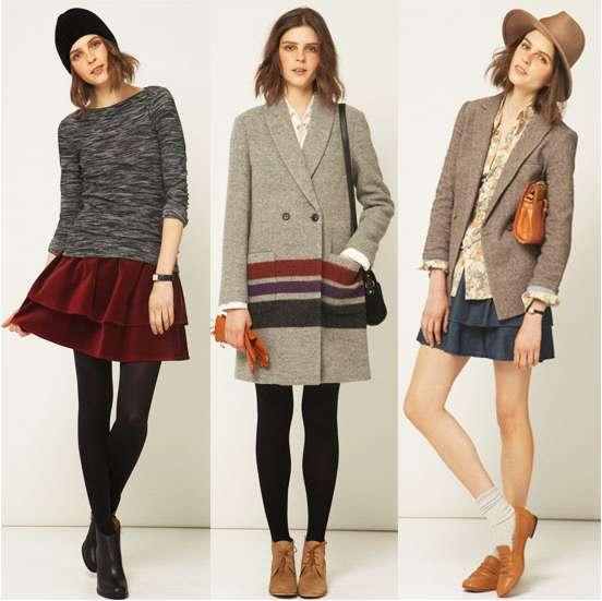 Feminine Tomboy Fashion