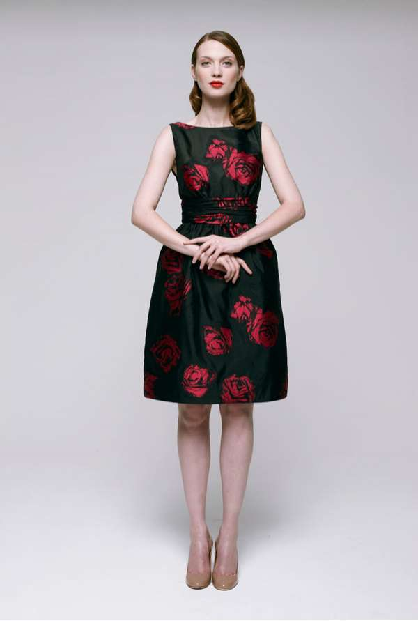 Mad Men-Inspired Womenswear