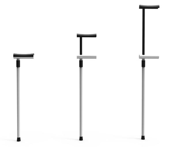 Reconfigurable Walking Canes